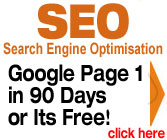 search engine optimisation sydney web design